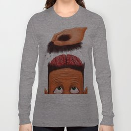 Brains Out Long Sleeve T-shirt