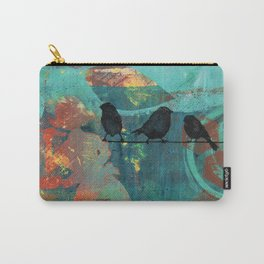 All things will be ok Carry-All Pouch