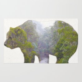 The Grizzly Bear Rug