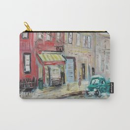 Harlem Blues Bar Carry-All Pouch