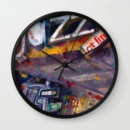 Jazz at Lincoln Center - NYC Wall Clock