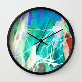 Kaos Art Wall Clock