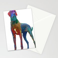 Great Dane Uncropped Stationery Cards