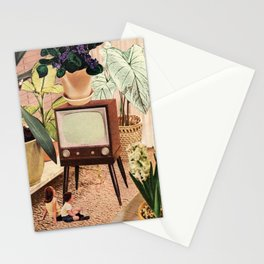 TV Room Stationery Cards