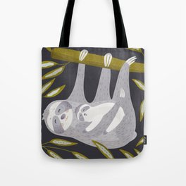 Love you – Sloth Tote Bag