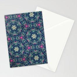 Lanterns & Flowers Stationery Cards