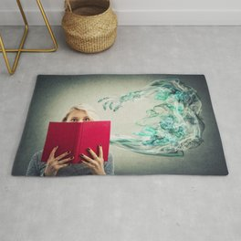 scary story Rug