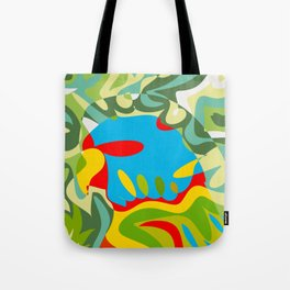 Colors in the Foliage Tote Bag