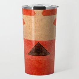 Lucha Libre Mask 1 Travel Mug