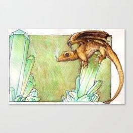 Quartz Whelp Canvas Print