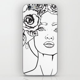 Rose to the Occasion iPhone Skin