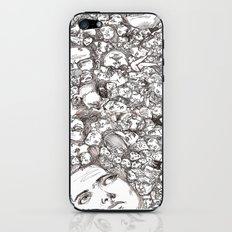 People-B iPhone & iPod Skin