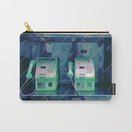 public telephone Carry-All Pouch