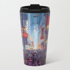 Blade Runner Harrison Ford Metal Travel Mug