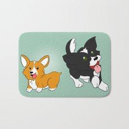 Doggies! Bath Mat