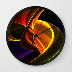 twister Wall Clock