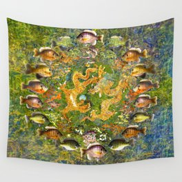 Dragon Spawn Wall Tapestry
