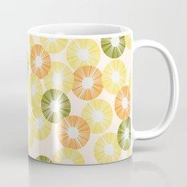 Pineapple slices Coffee Mug