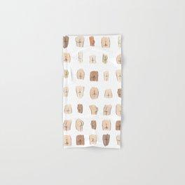 Lotsa Butts! Hand & Bath Towel