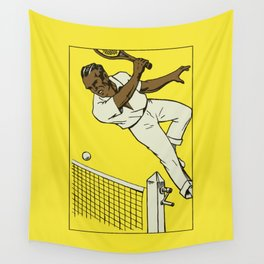 Tennis 1924 Wall Tapestry