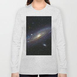 The Andromeda Galaxy Long Sleeve T-shirt