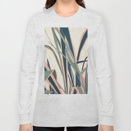 Colorful Plant Long Sleeve T-shirt