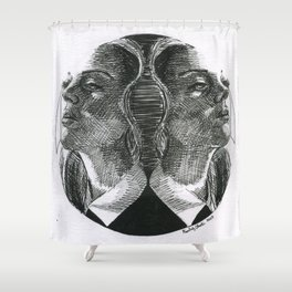 Coven Shower Curtain