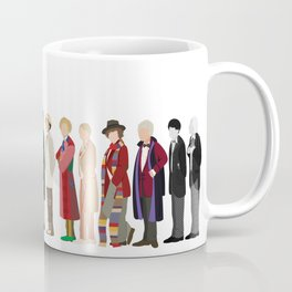 Doctor Who 2 Coffee Mug