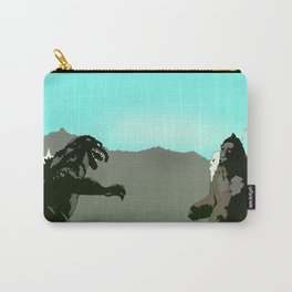 King Kong vs Godzilla Carry-All Pouch