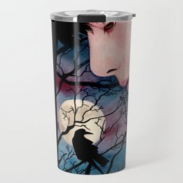 BTS V taehyung Travel Mug