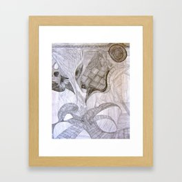 Pathways 6 Framed Art Print