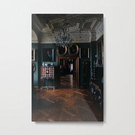 A Royal Interior Metal Print