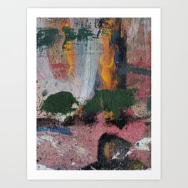 Surfaces.01 Art Print