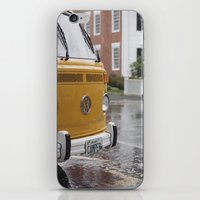vw iPhone & iPod Skins featuring VW by Karen Herder