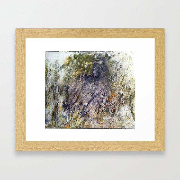 The Gatherer of Souls Framed Art Print