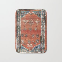 Bakhshaish Azerbaijan Northwest Persian Carpet Print Bath Mat