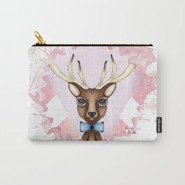 Pink Deer - Ciervo Rosa Carry-All Pouch