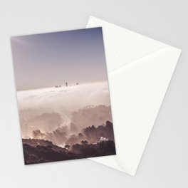 Above The Clouds | Los Angeles Stationery Cards