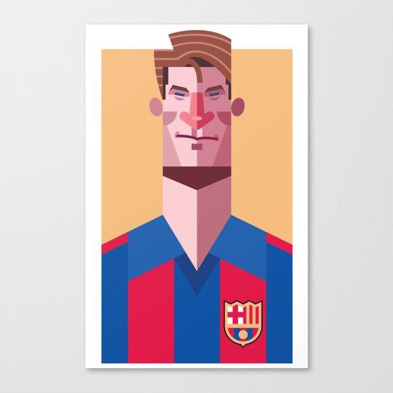 ML9 | Blaugrana Canvas Print