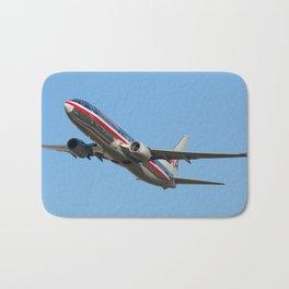 N898NN American Airlines Boeing 737-823 Miami Florida USA Aircraft Bath Mat