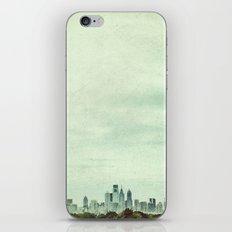 Sapphire City iPhone & iPod Skin