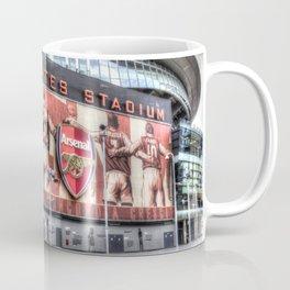 Thierry Henry Statue Emirates Stadium Coffee Mug