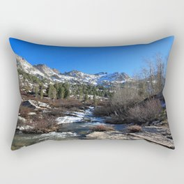 Lamoille Canyon Rectangular Pillow