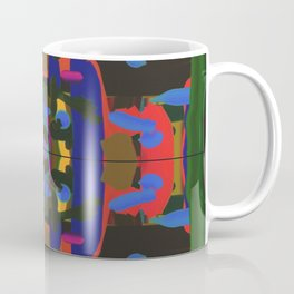 abstract bold Coffee Mug