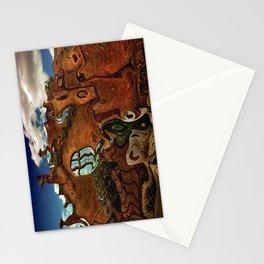 Deconstruction I  Stationery Cards