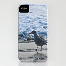 Going for a swim Slim Case iPhone (4, 4s)