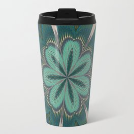 AB Pattern - Fusion Travel Mug
