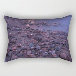 Judith Point Lighthouse Rectangular Pillow
