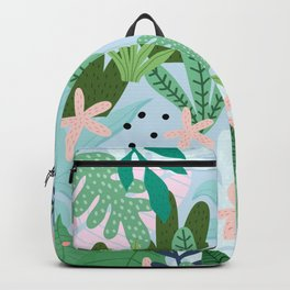 Into the jungle Backpack