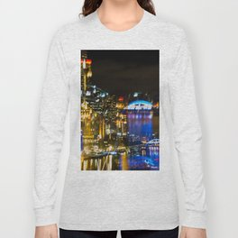 Yarra Night Dreamings Long Sleeve T-shirt